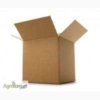Ящик четырехклапанный, гофроящик гофротара, картон