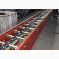 Скребковый цепной транспортер ( конвейер )