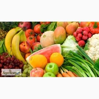 Доставка фруктов, овощей по Киевской области