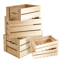 Деревянные ящики стандартных и не стандартных размеров
