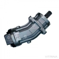 Гидромотор аксиально-поршневой 310.3.112.00.56 | шлицевой вал, реверс
