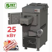 Твердотопливный Пеллетный котел 25 кВт DM-STELLA