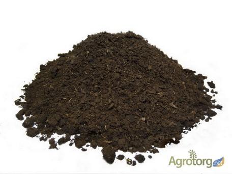 Фото 3. Продам торф экскаваторный (копаный) для покровной почвы