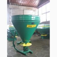 Разбрасыватель удобрений МВУ-700, МВД-0, 7, машина внесения удобрений