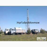 Бурение скважин на воду под Ключ Днепропетровск, Запорожье, Херсон, Николаев