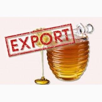 Продам мед на экспорт Европа, Америка, Азия ( export of honey to Europe, Аmerica, Asia)