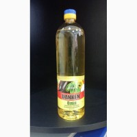 Продам подсолнечное рафинированное, дезодорированное масло в 1 литровой бутылке