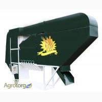 Машина очистки и калибровки зерна от 1 до 200 тонн в час