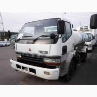 Mitsubishi цистерна ГСМ