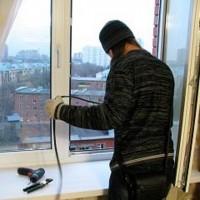 Регулировка окон. Ремонт ПВХ дверей Одесса