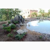 Пруды, водоемы, декоративные бассейны