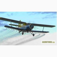 Авіаційно-хімічні роботи літаками Ан-2 - авіаобприскування