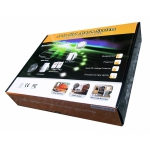 Охранная сигнализация беспроводная GSM BSE–975 Full. , комплект, цена: 145 у.е