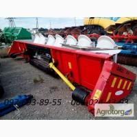 Жатка для уборки кукурузы Oros 8249 с измельчителем б/у