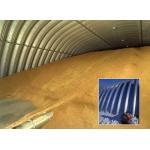 Зернохранилища фермерского типа - стальные арочные зерносклады - 220519
