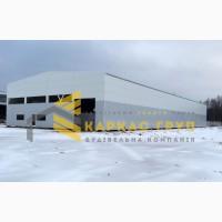Строительство промышленных складов