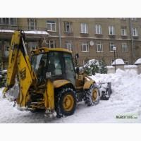 Вывоз снега в Киеве , уборка снега Киев.