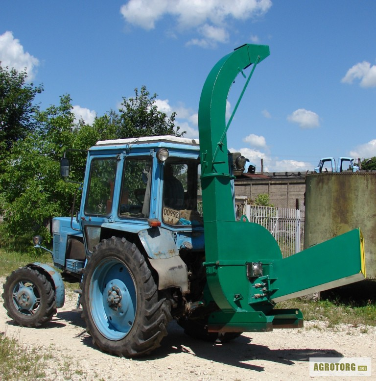 Щепорез своими руками на трактор