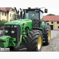 Трактор John Deere 8530 ILS Autotrac 2007 г/в, 6454 м/ч, мощность-350 л.с., GPS