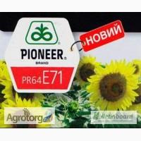 Семена ПР64E71 Пионер. Доступная цена