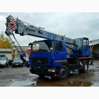 Продажа новых автокранов КС-3579-С-02 Машека 15 тонн, стрела 21 метр