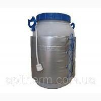 Декристаллизатор мёда для пластиковой ёмкости 30 л. Разогрев до + 40 С. Apitherm