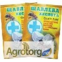 Щавелевая кислота (против варроатоза пчел) 20г, Украина. 9 грн