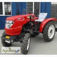 Мини-трактор Xingtai-244 (Синтай-244) 3-цил. с усилителем