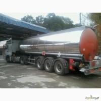 Перевезення бензину доставка дизельного палива