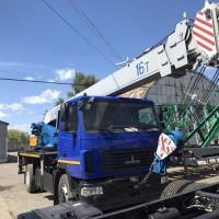 Продажа новых автокранов КС-45729А-С-02 Машека 16 тонн, стрела 21 метр