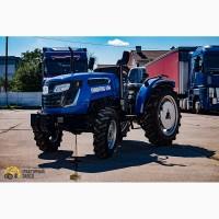 СУПЕРСИЛАЧ - мінітрактор EuroFeng 404! Купити трактор за найнижчою ціною
