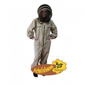 Комбинезон пчеловода с маской Евро 100 % коттон
