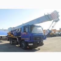 Продажа новых автокранов КС-45729-С-02 Машека 20 тонн, стрела 21 метр
