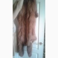 Продам шкуры финской тонированной арктической лисы