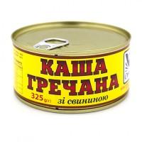 Каша гречневая со свининой, Одесса