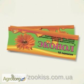 Экопол -(10 полосок в уп.)Агробиопром.Россия. 68 грн/упаковка