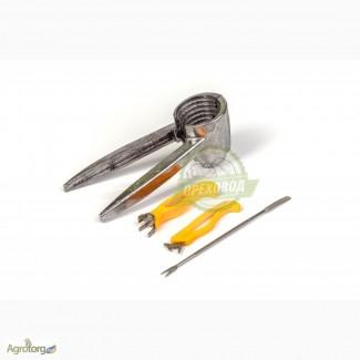 Орехокол Щелкунчик-1 + инструмент для чистки ореха