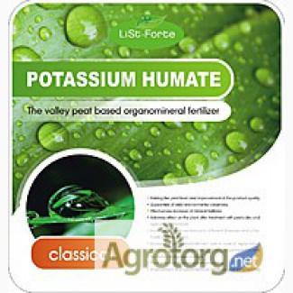 Органоминеральное удобрение Гумат Калия AGRO Классика