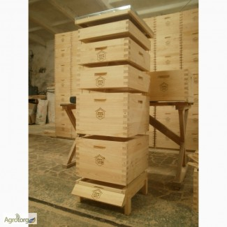 Продам многокорпусные пчелиные ульи