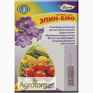 Продаем стимуляторы роста, цветения и плодоношения от ТМ Экола Эпин-био, Циркон-био
