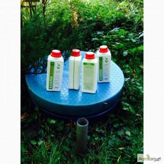 Биопрепарат Биоклин для выгребных ям и восстановления дренажа