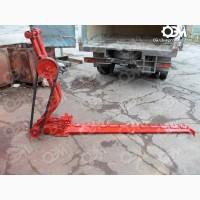 Косилка тракторная пальцевая 1, 8 предназначена для скашивания трав