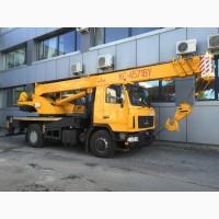 Продажа новых автокранов КС-4571ВY-С-02 Машека 20 тонн, 27 метров