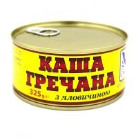 Каша гречневая с Говядиной готова к употреблению, Одесса