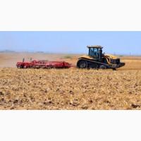 Услуги обработки почвы предпосевная подготовка земли закрытие влаги боронование Днепр