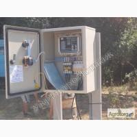 Шкафы управления станции «Каскад»