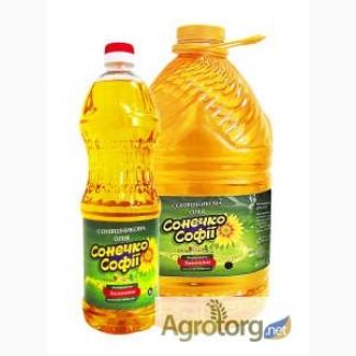 Продам масло подсолнечное lt;lt; Сонечко Софіі