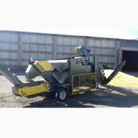 Зернометатели и зерноочистительные машины мощнее ОВС-25