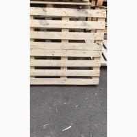 Продам паллеты деревянные