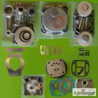 Ремкомплекты компрессора пневмосистем грузовых автомобилей